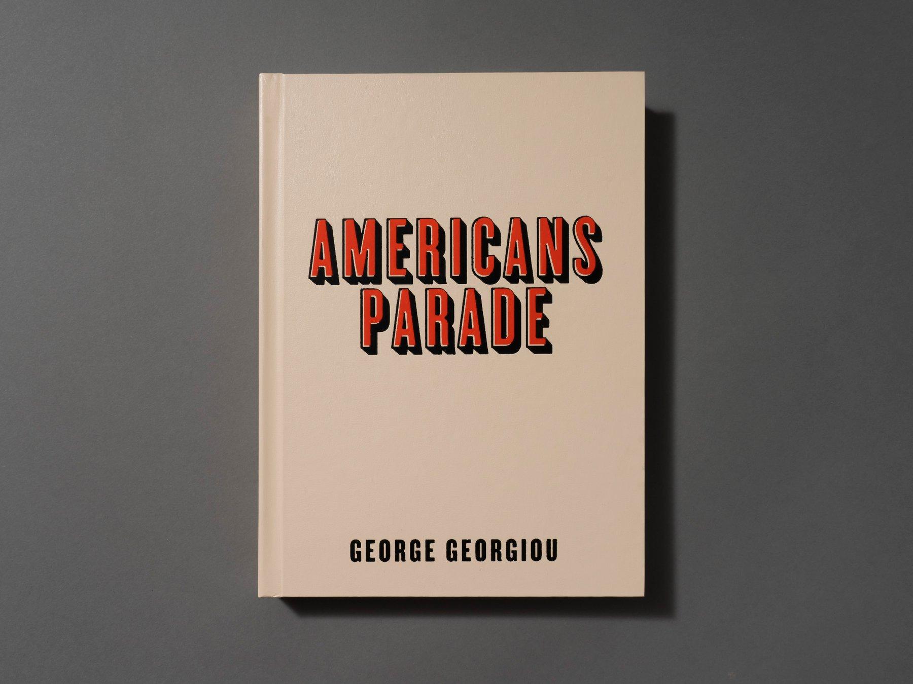 George Georgiou Americans Parade